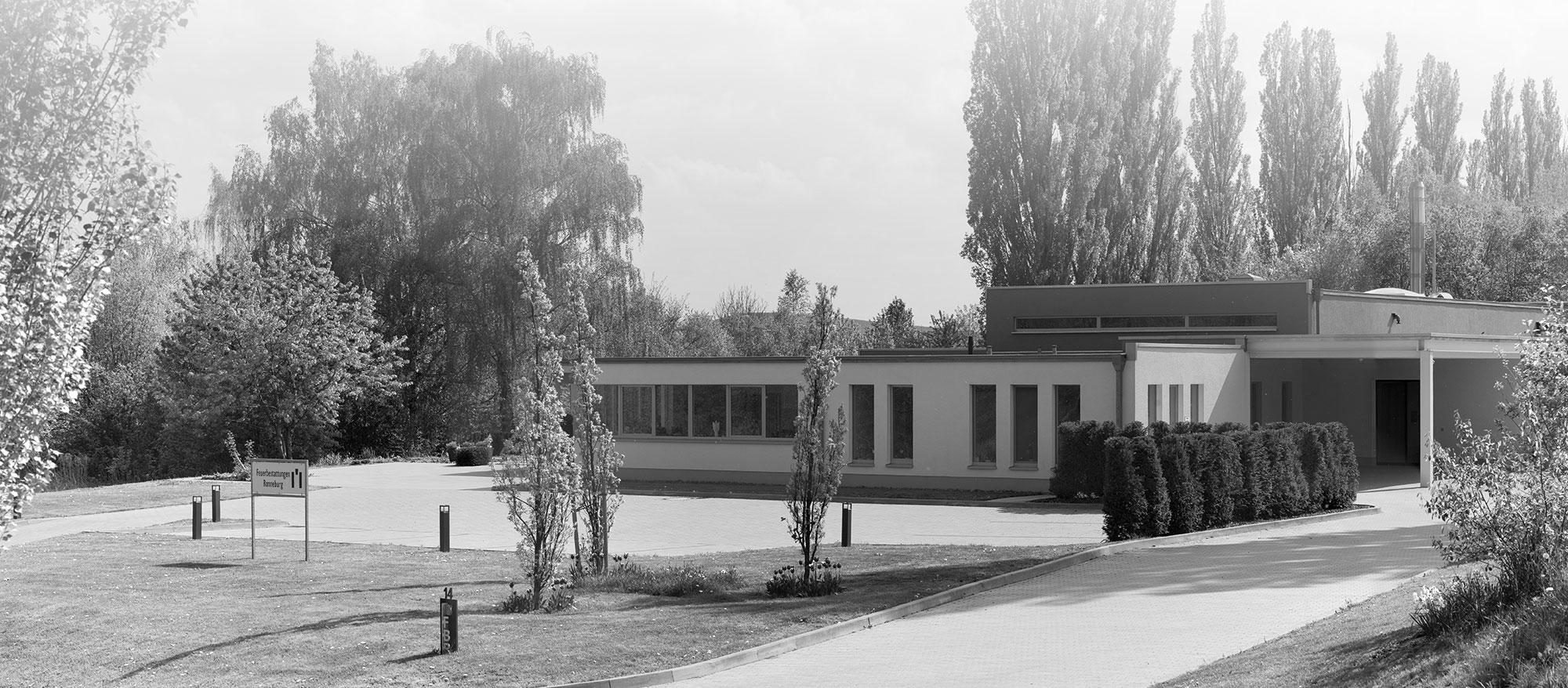 CremTec Neubau Krematorium Ronneburg